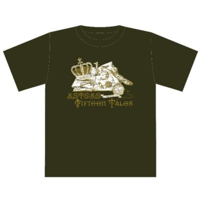 "「KOTOKO メジャーデビュー15周年記念ライブ ""Fifteen Tales""」Tシャツ(東京限定/S)"